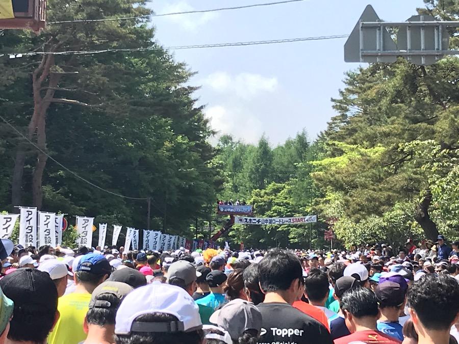 2018山中湖マラソン