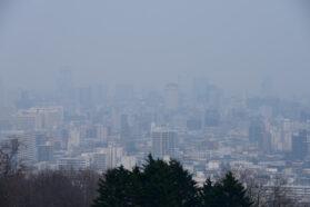 PM2.5、大気汚染